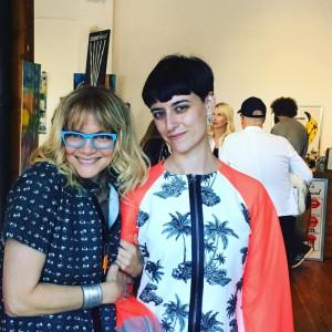 Gretchen and Katie